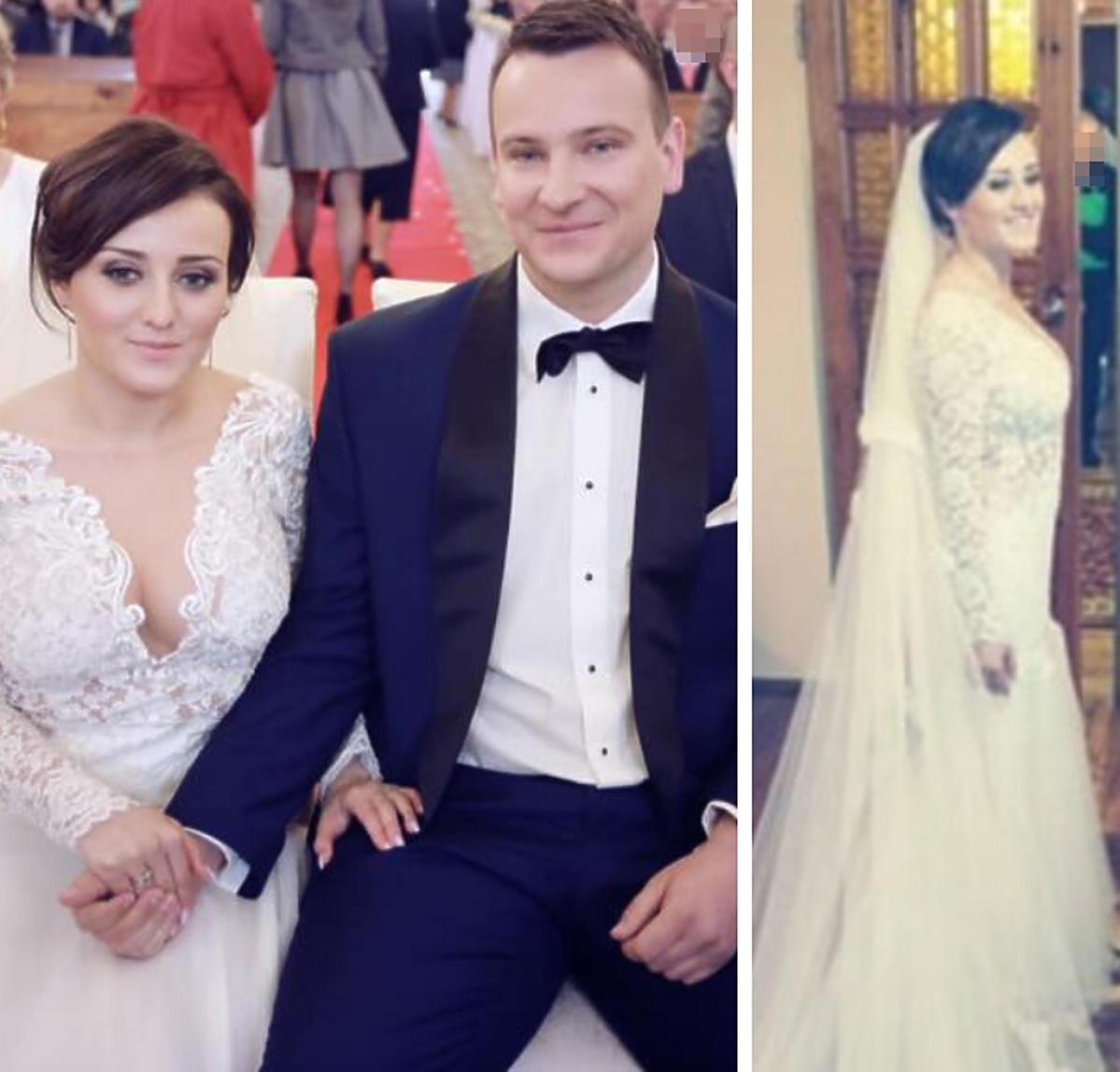 Ślub Ani i Grześka z Rolnik szuka żony
