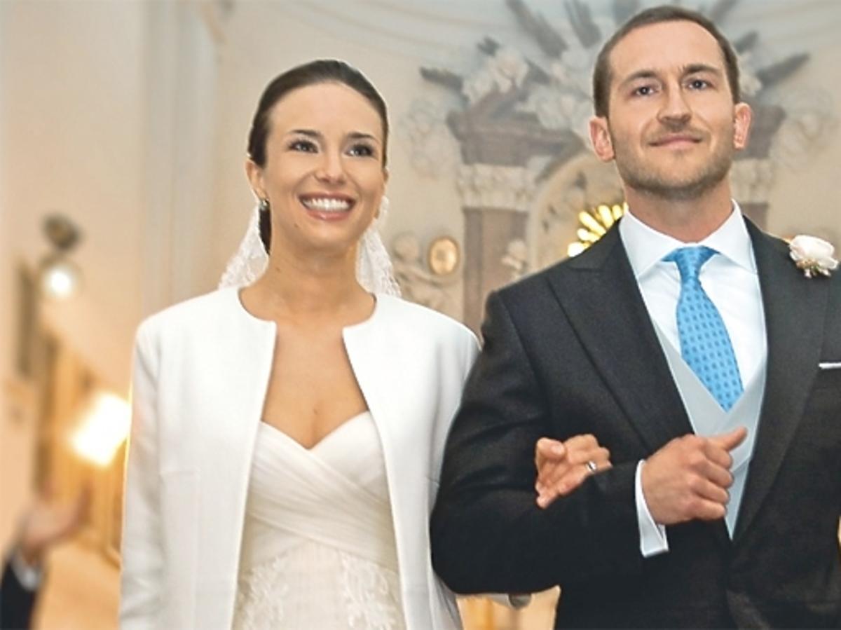 Ślub Anny Czartoryskiej i Michała Niemczyckiego