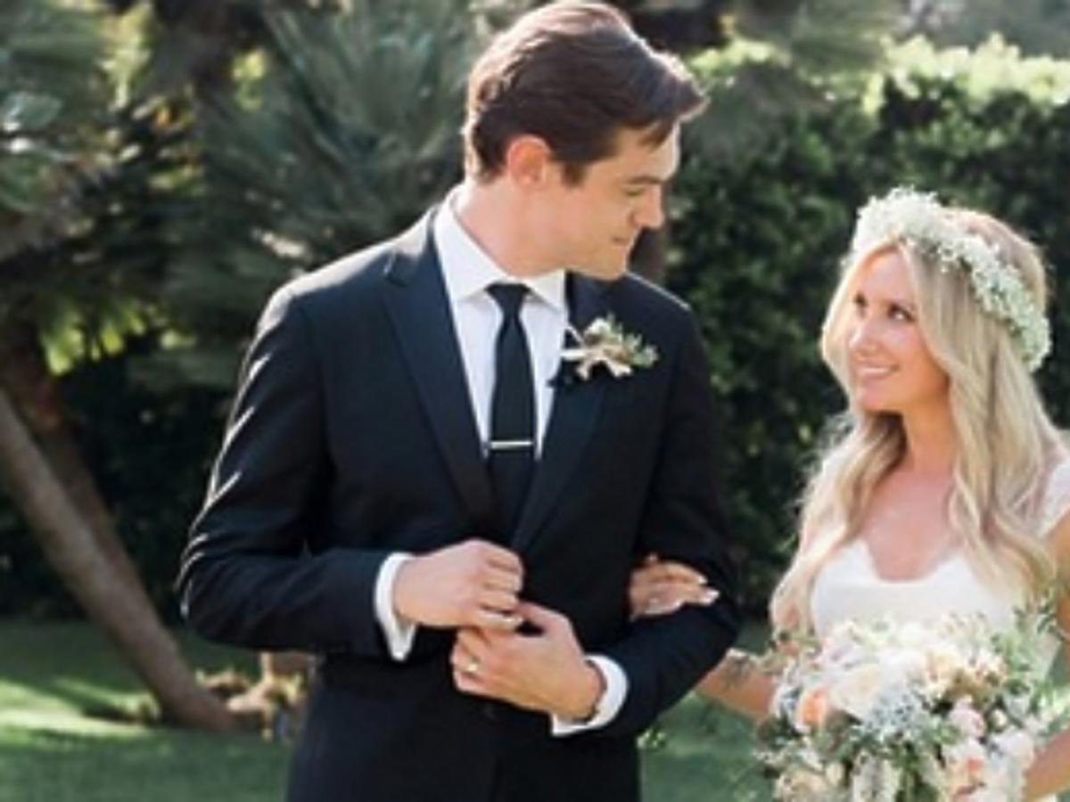 Ślub Ashley Tisdale