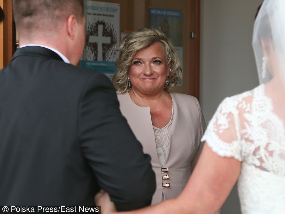 Ślub córki Beaty Kempy