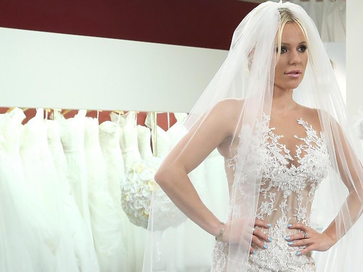 Ślub Dody - zdjęcia Dody w sukni ślubnej