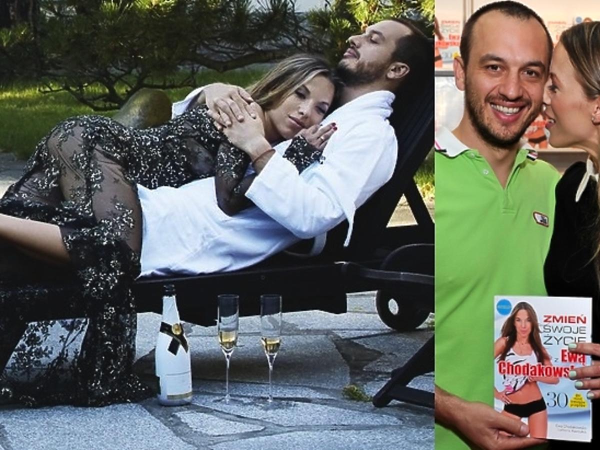 Ślub Ewy Chodakowskiej