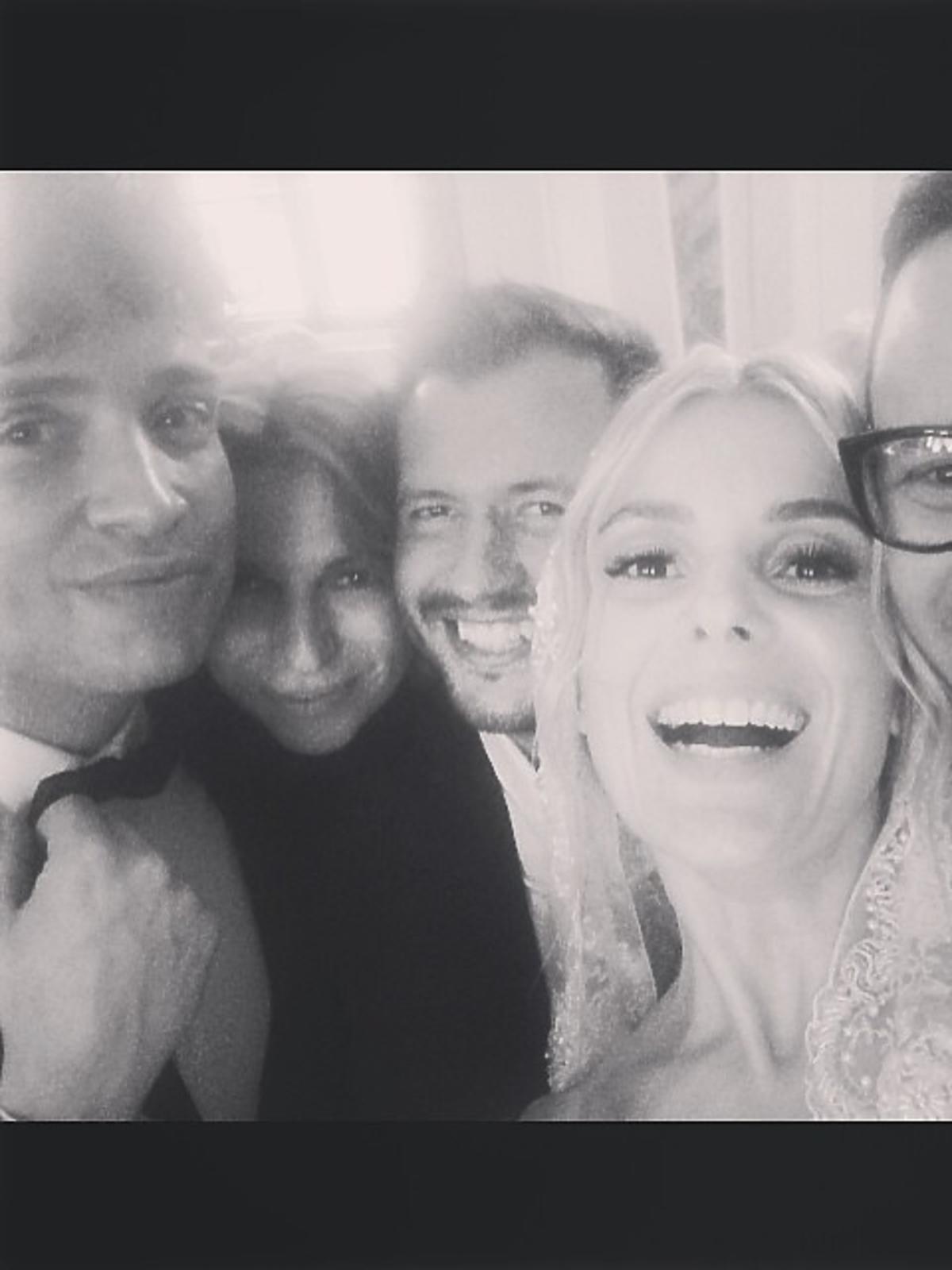 Ślub Haliny Mlynkovej