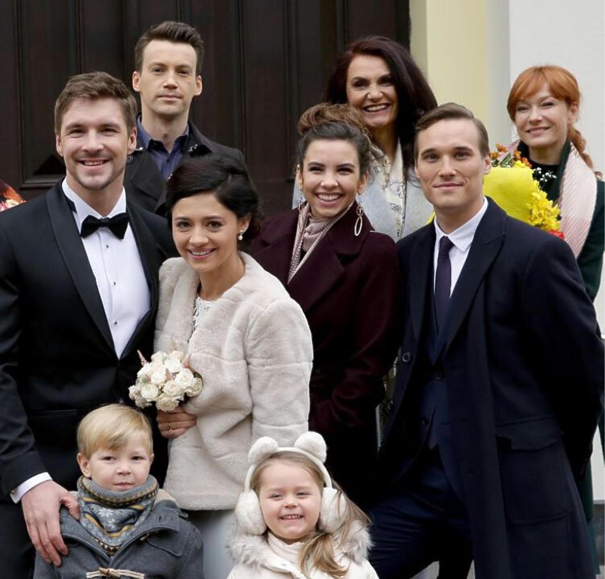 Ślub Izy i Marcina w M jak miłość