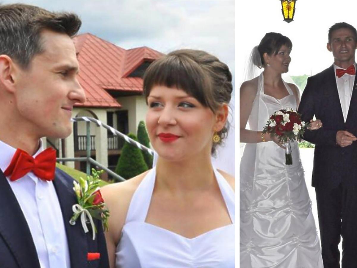Ślub Kasi i Dawida z Rolnik szuka żony