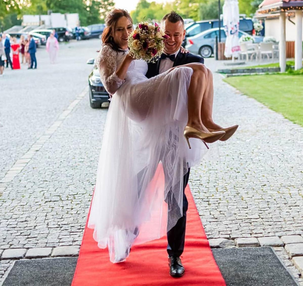 Ślub Kasi i Piotra z Rolnik szuka żony