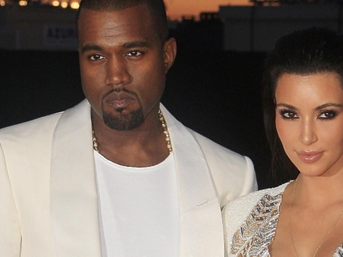 Ślub Kim Kardashian i Kanye West