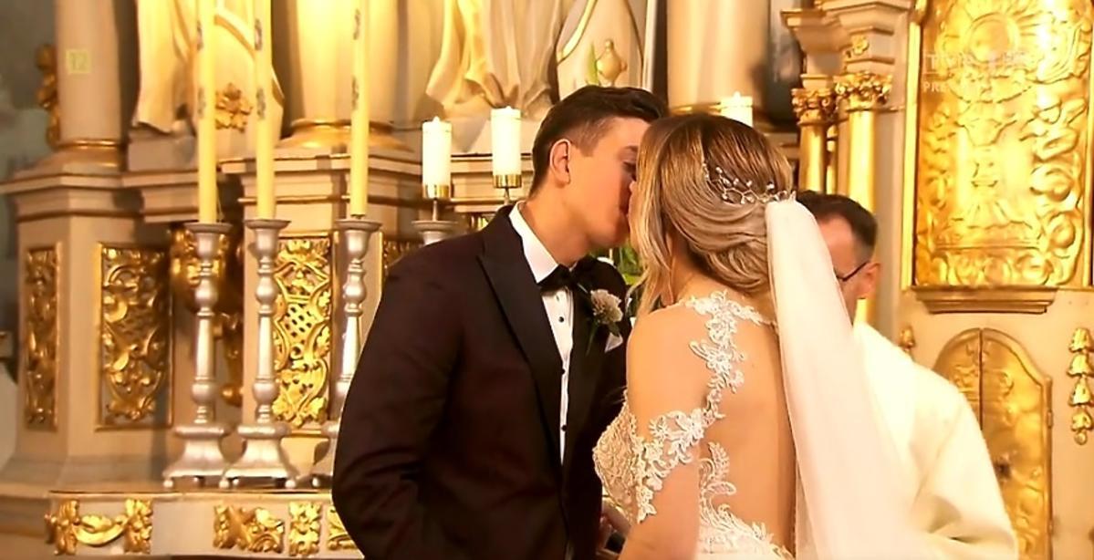 Ślub Małgosi i Pawła Rolnik szuka żony 4