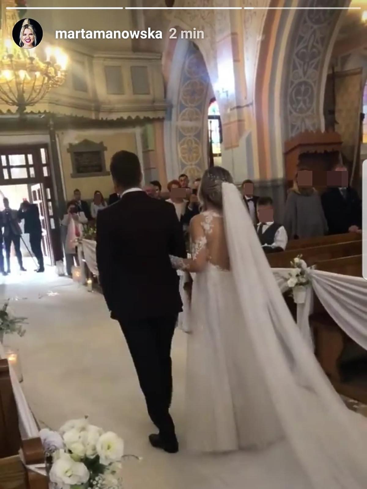 Ślub Małgosi i Pawła z Rolnik szuka żony