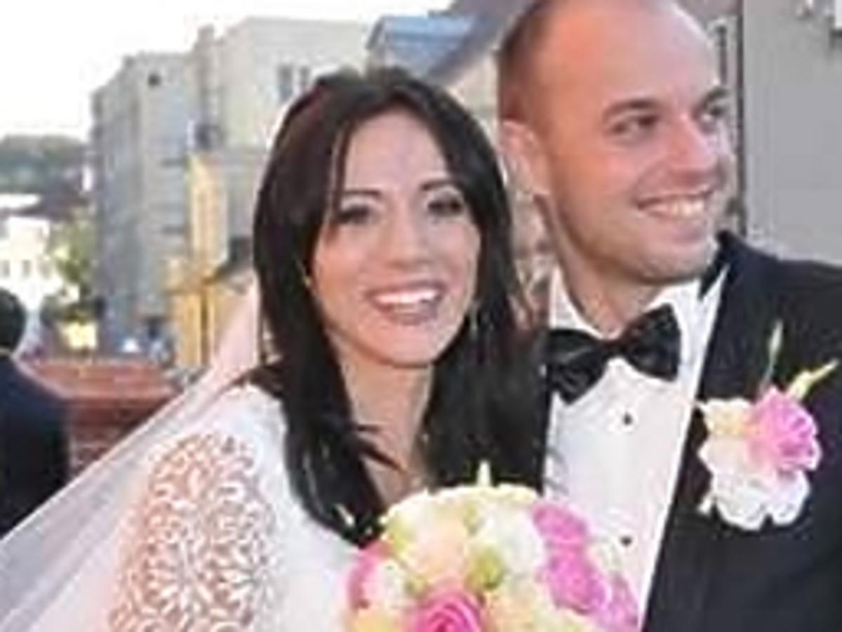 Ślub Mariki Popowicz
