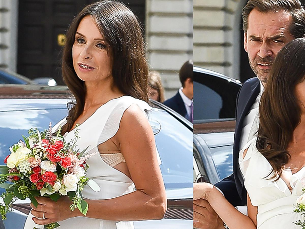 Ślub Marty Kaczyńskiej