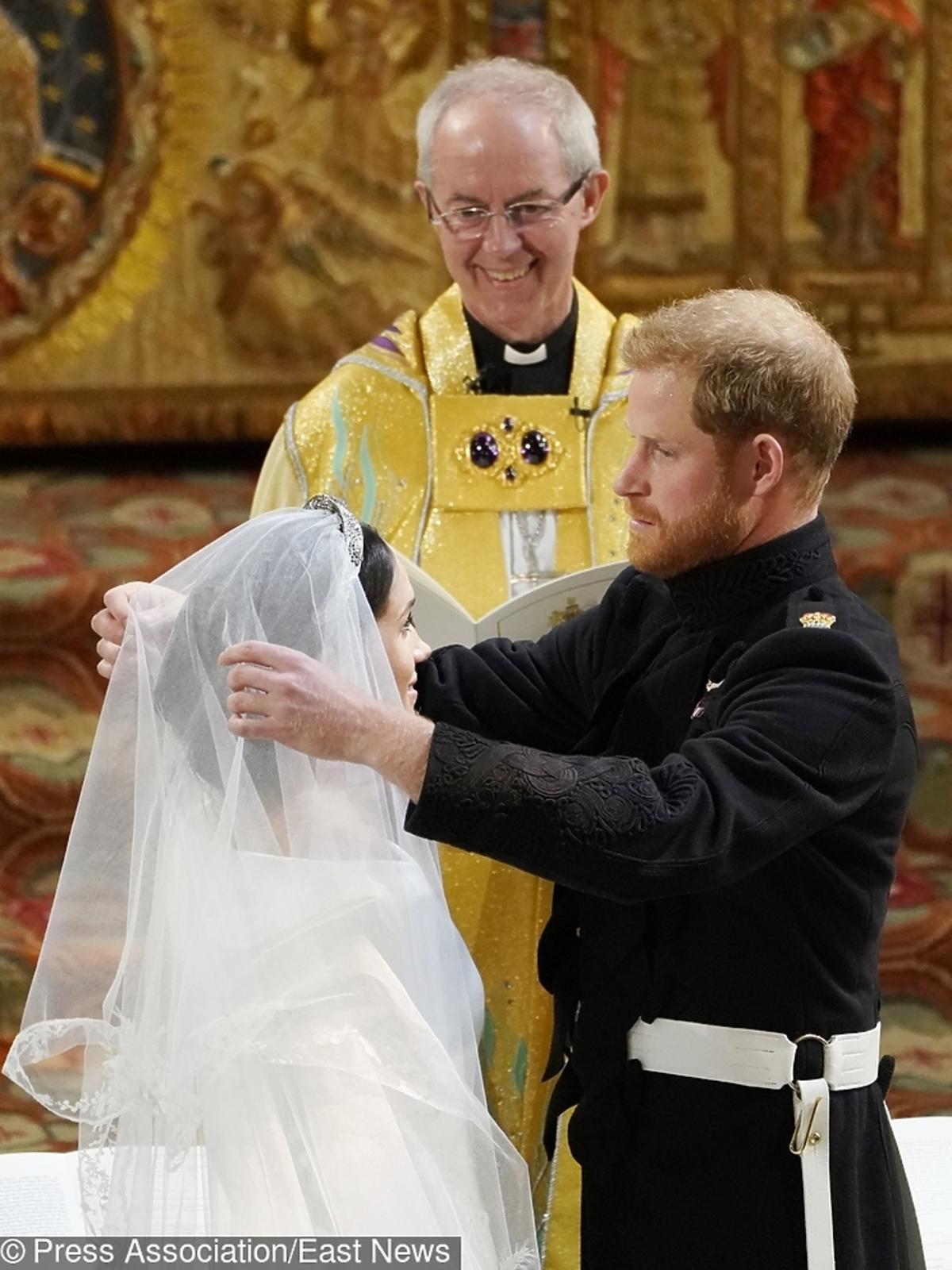 Ślub Meghan Markle i księcia Harry'ego
