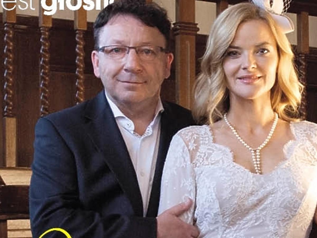 Ślub Moniki Richardson i Zbigniewa Zamachowskiego