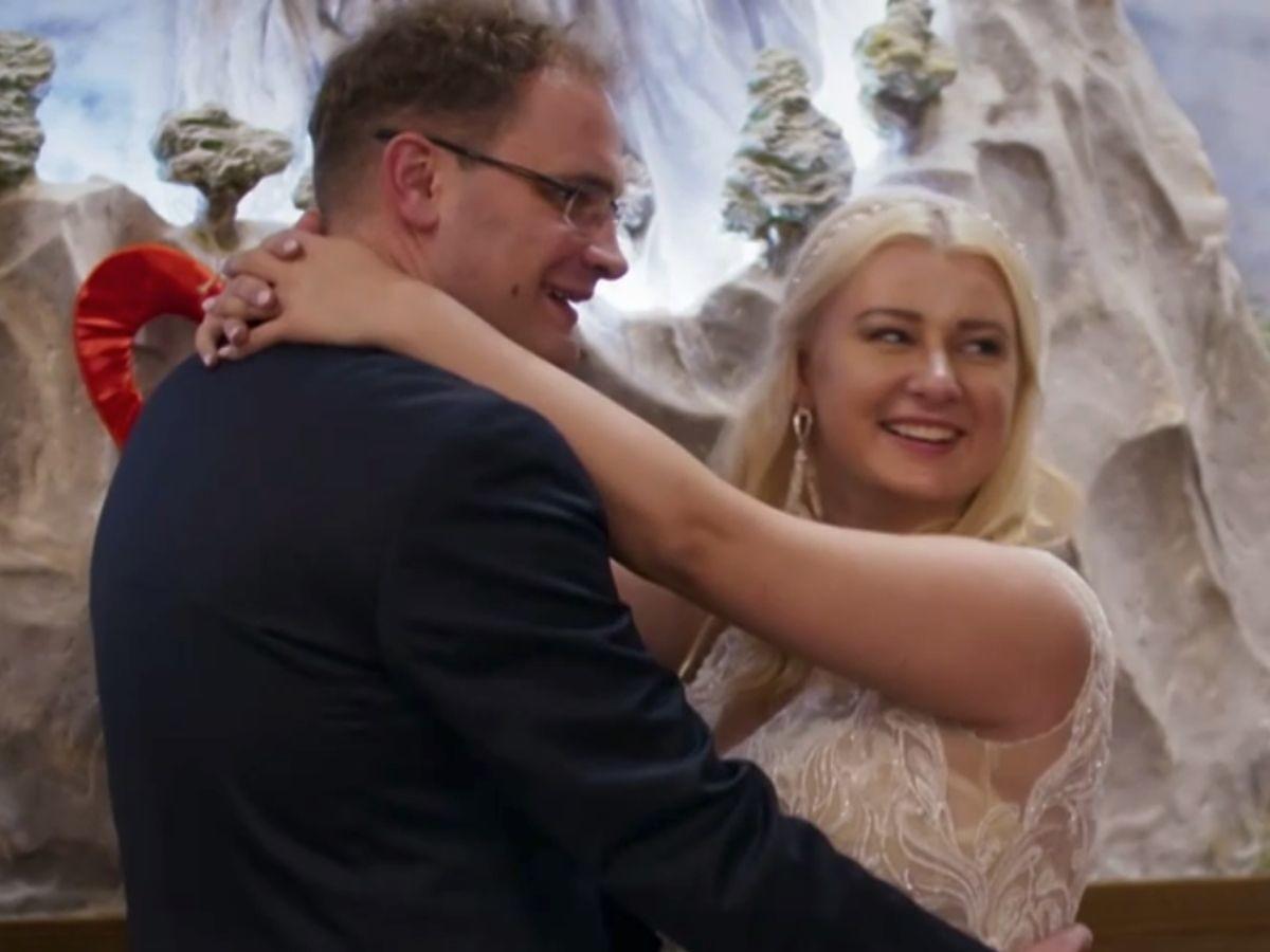 Ślub od pierwszego wejrzenia: Julia i Tomasz na weselu