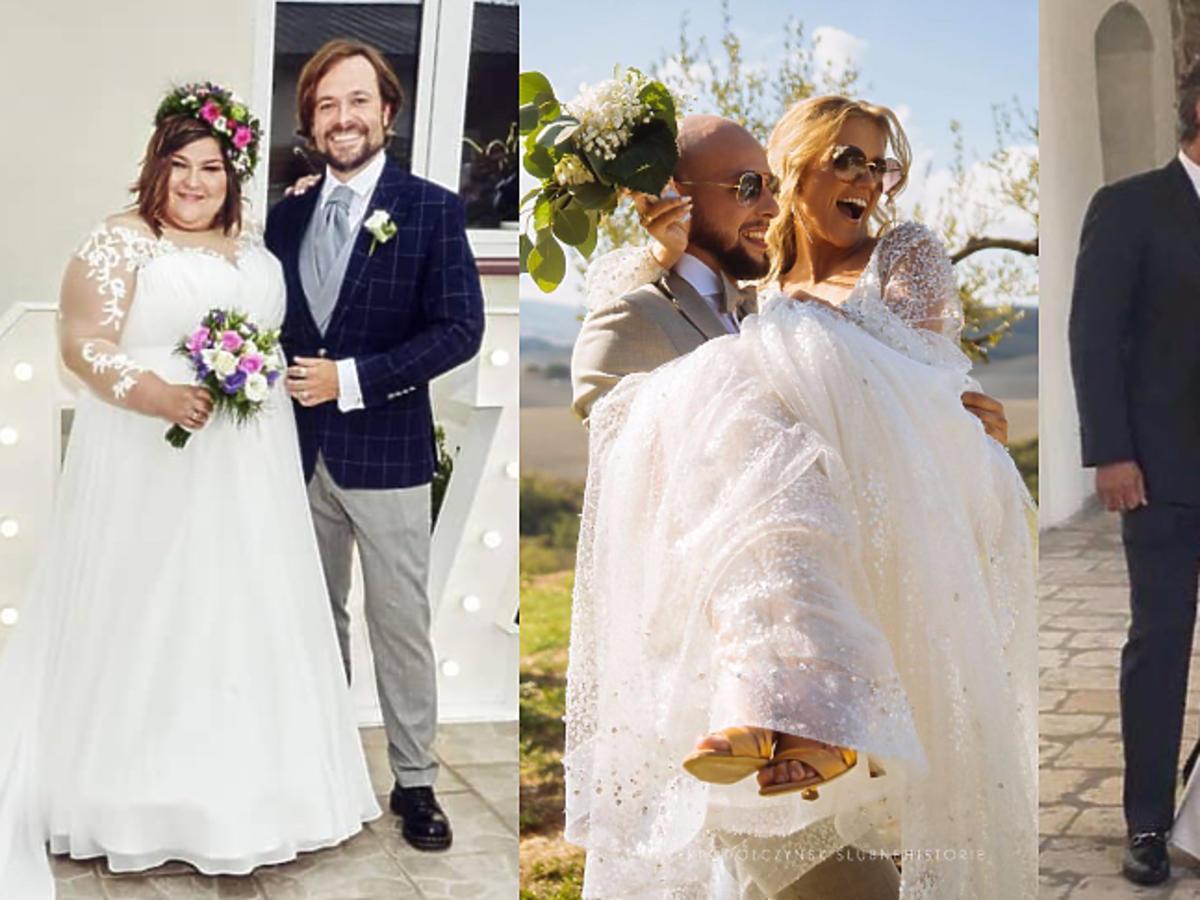 Śluby gwiazd 2018