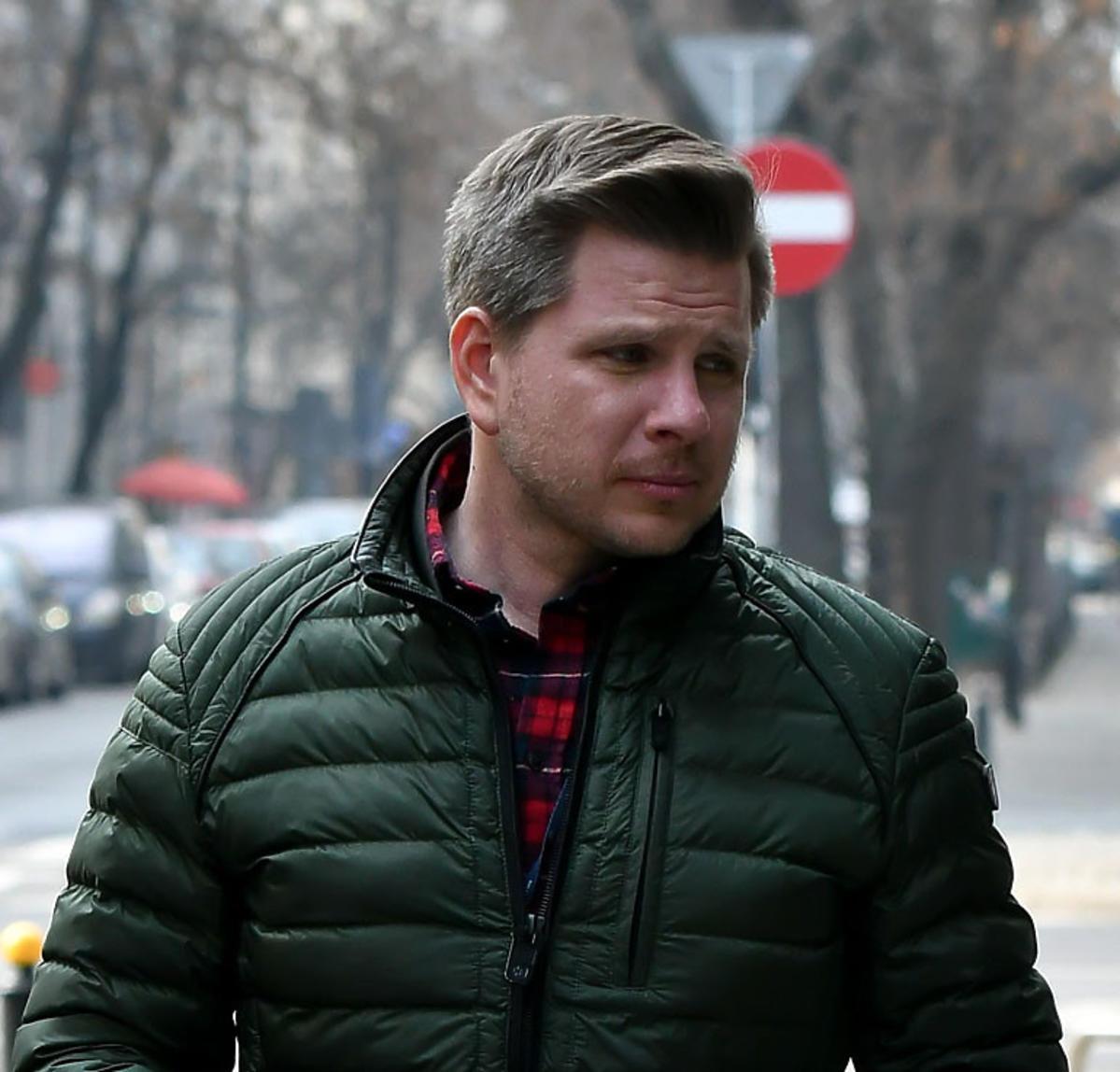 smutny Filip Chajzer
