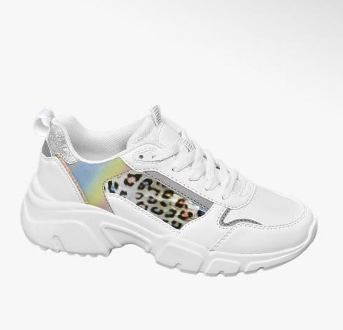 sneakersy Deichamann