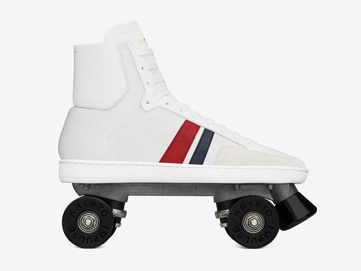 Sneakersy na szpilkach od Saint Laurent