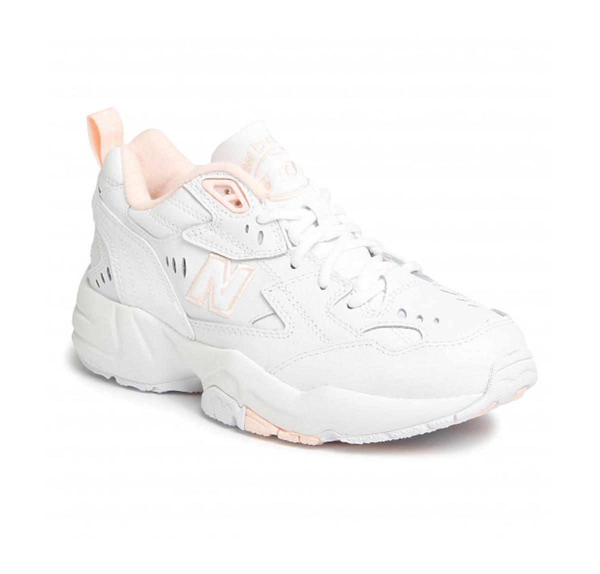 Sneakersy New Balance, wcześniej kosztowały 349 złotych - do 29 marca kupicie je za 279 złotych.