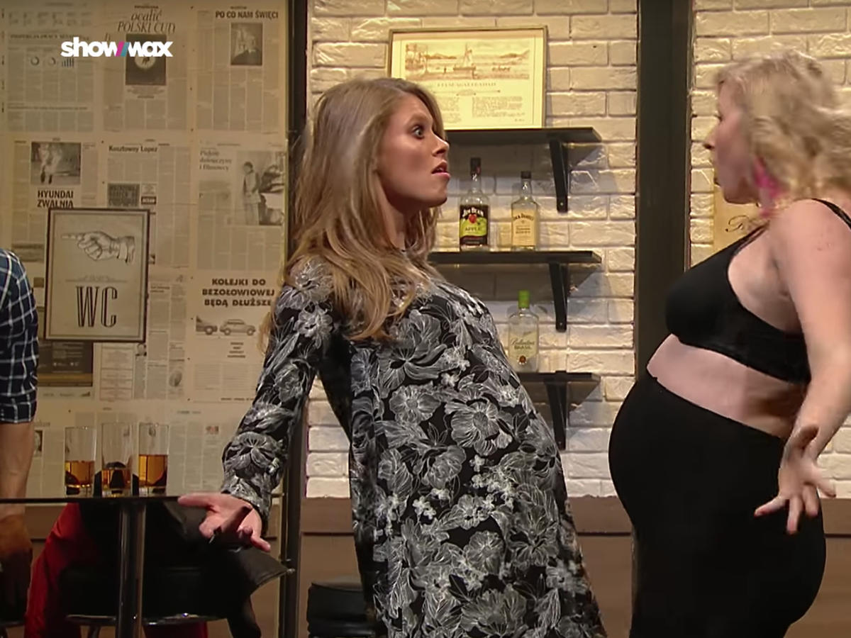SNL Polska - Julia Pietrucha i Karolina Piechota