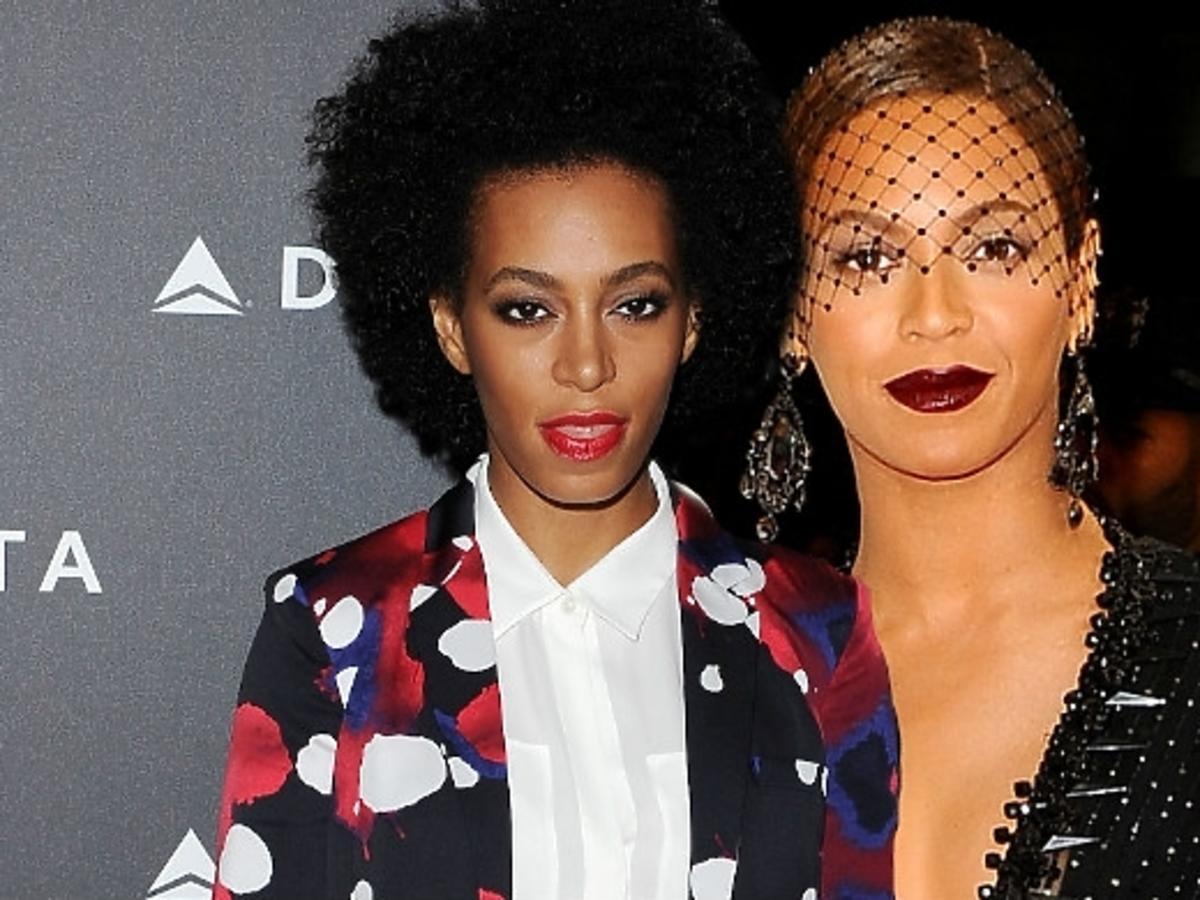 Solange usunęła wszystkie zdjęcie Beyonce