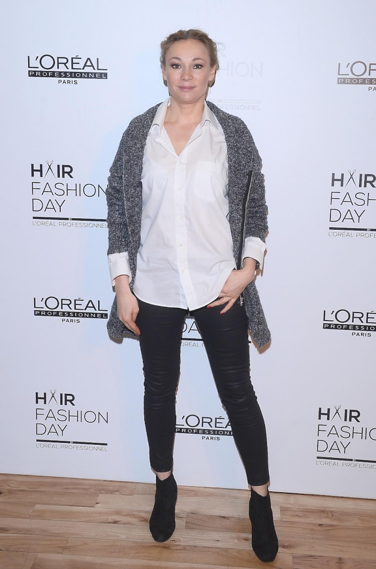 Sonia Bohosiewicz na Hair Fashion Day L Oreal Professionnel