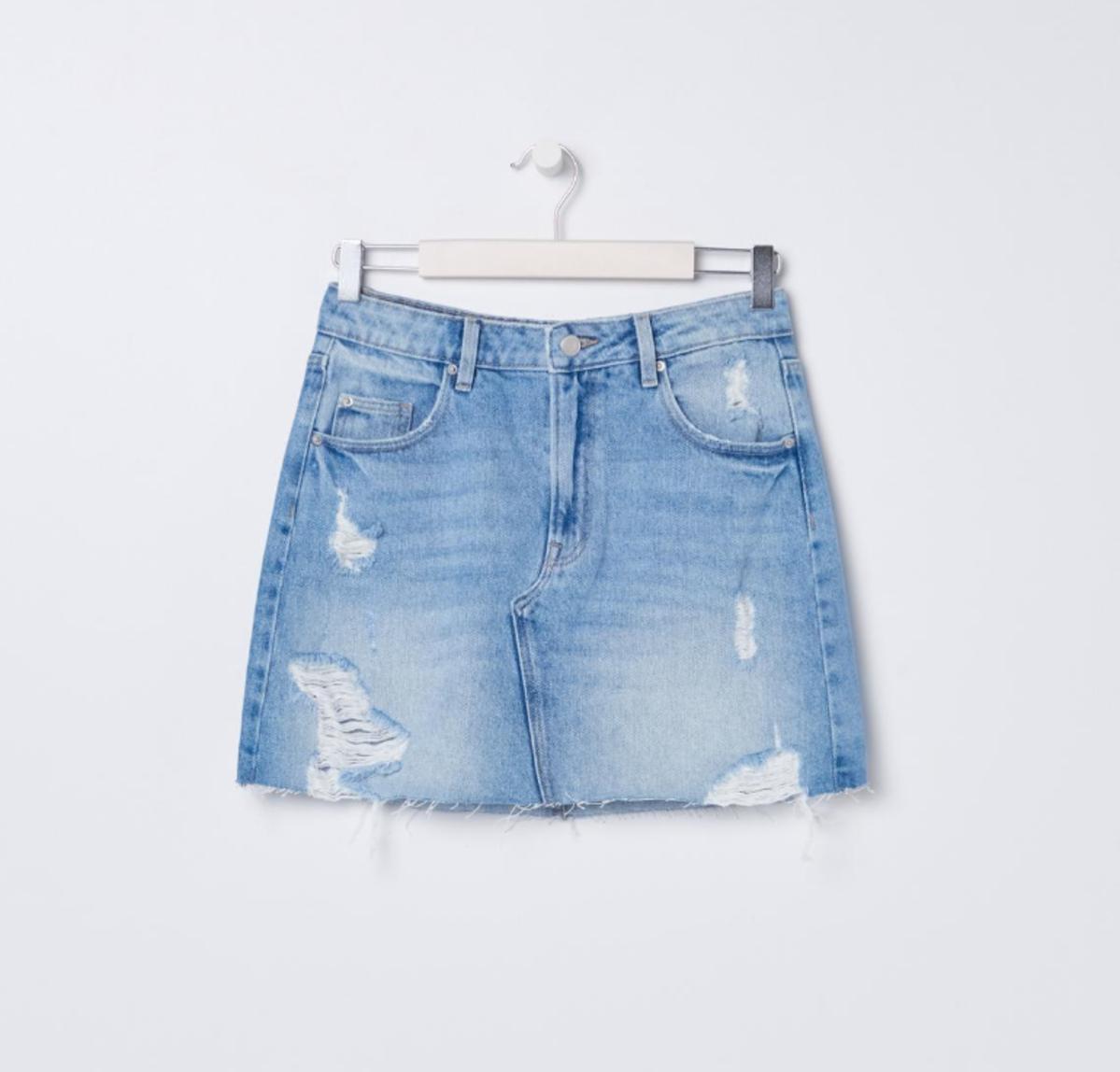 Spódnica jeansowa Sinsay 49 zł