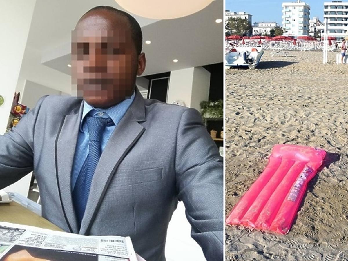 Sprawca napadu w Rimini