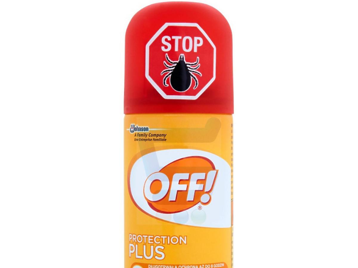 Spray na komary i kleszcze OFF