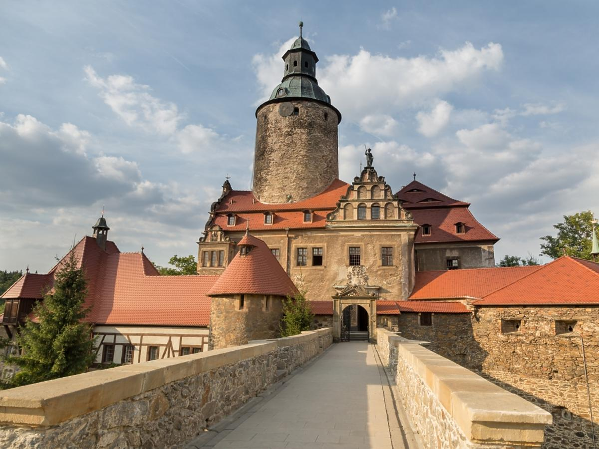 średniowieczny Zamek Czocha