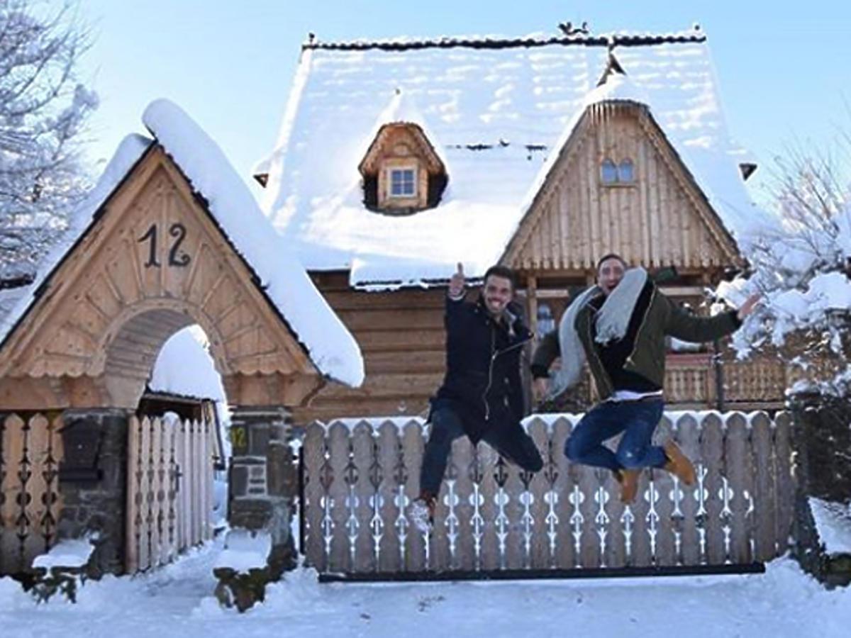 Stanisław Karpiel-Bułecka dom
