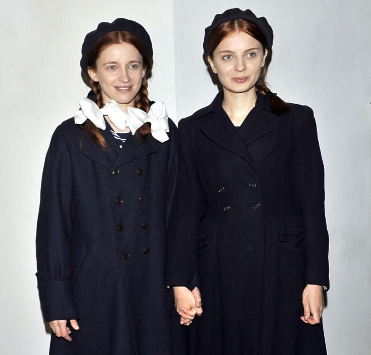 Stulecie winnych zdjęcia z planu serialu