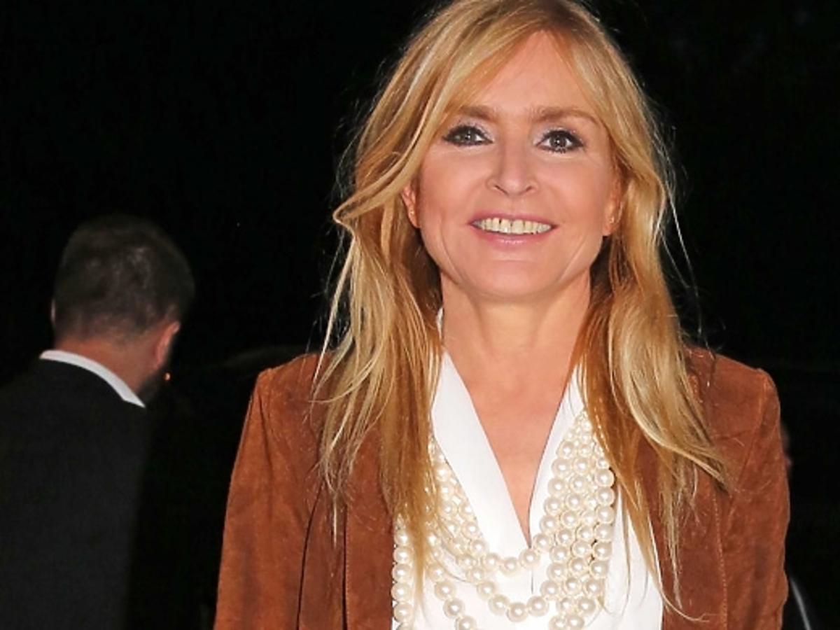Stylowa Monika Olejnik na debacie prezydenckiej w TVN