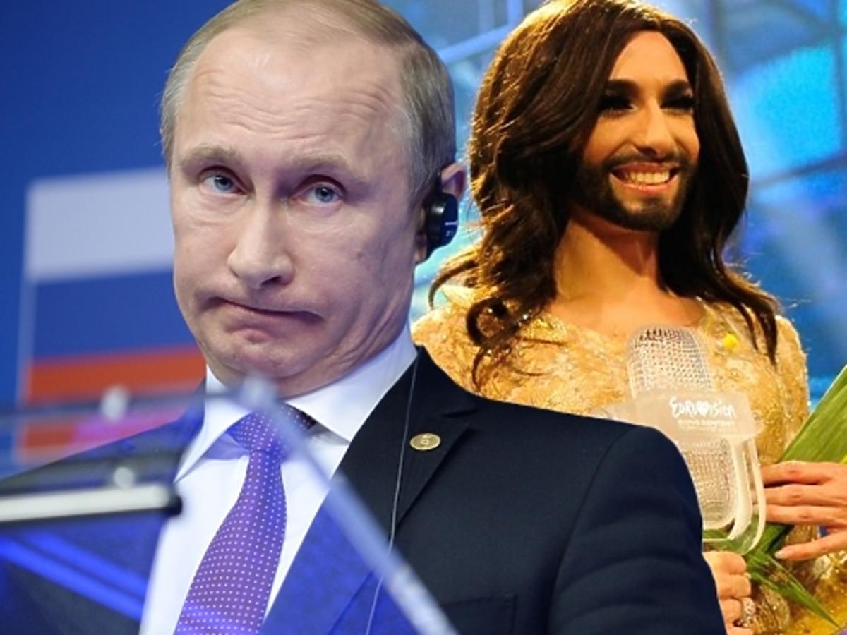 Sukces Conchity Wurst w Rosji