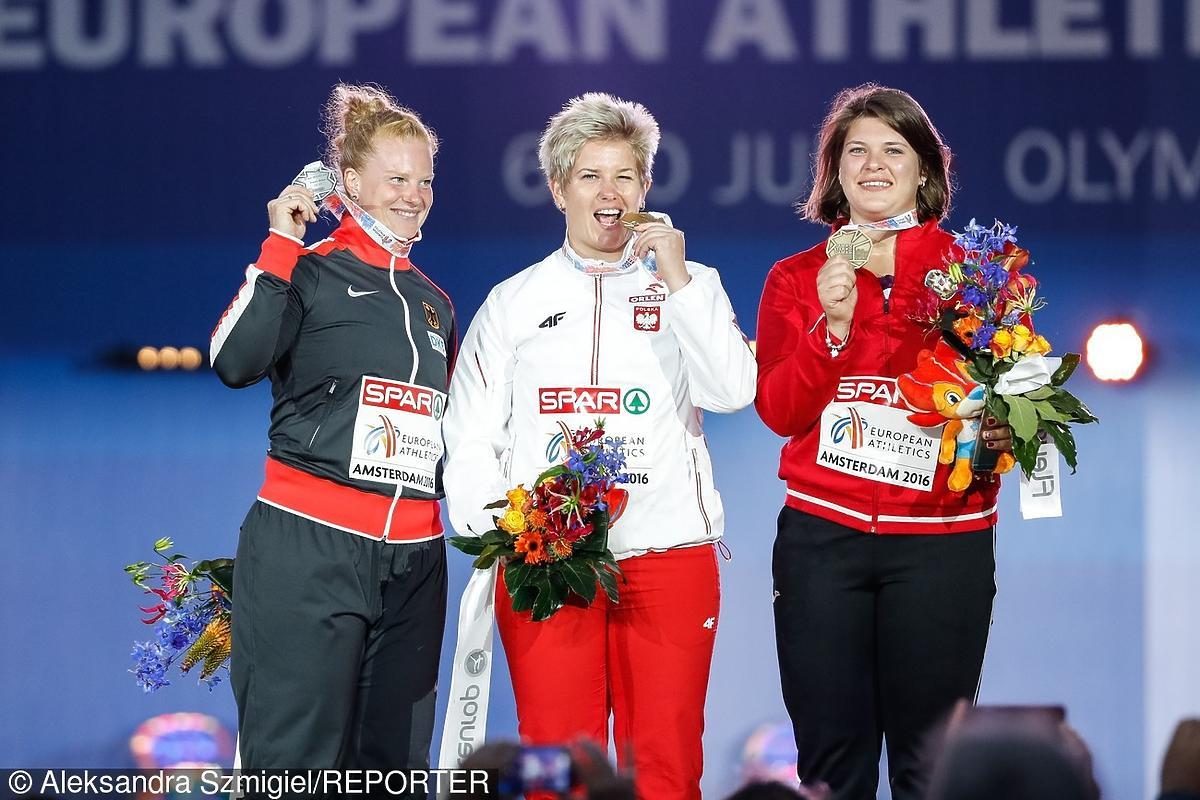 Sukces polskich lekkoatletów na Mistrzostwach Europy
