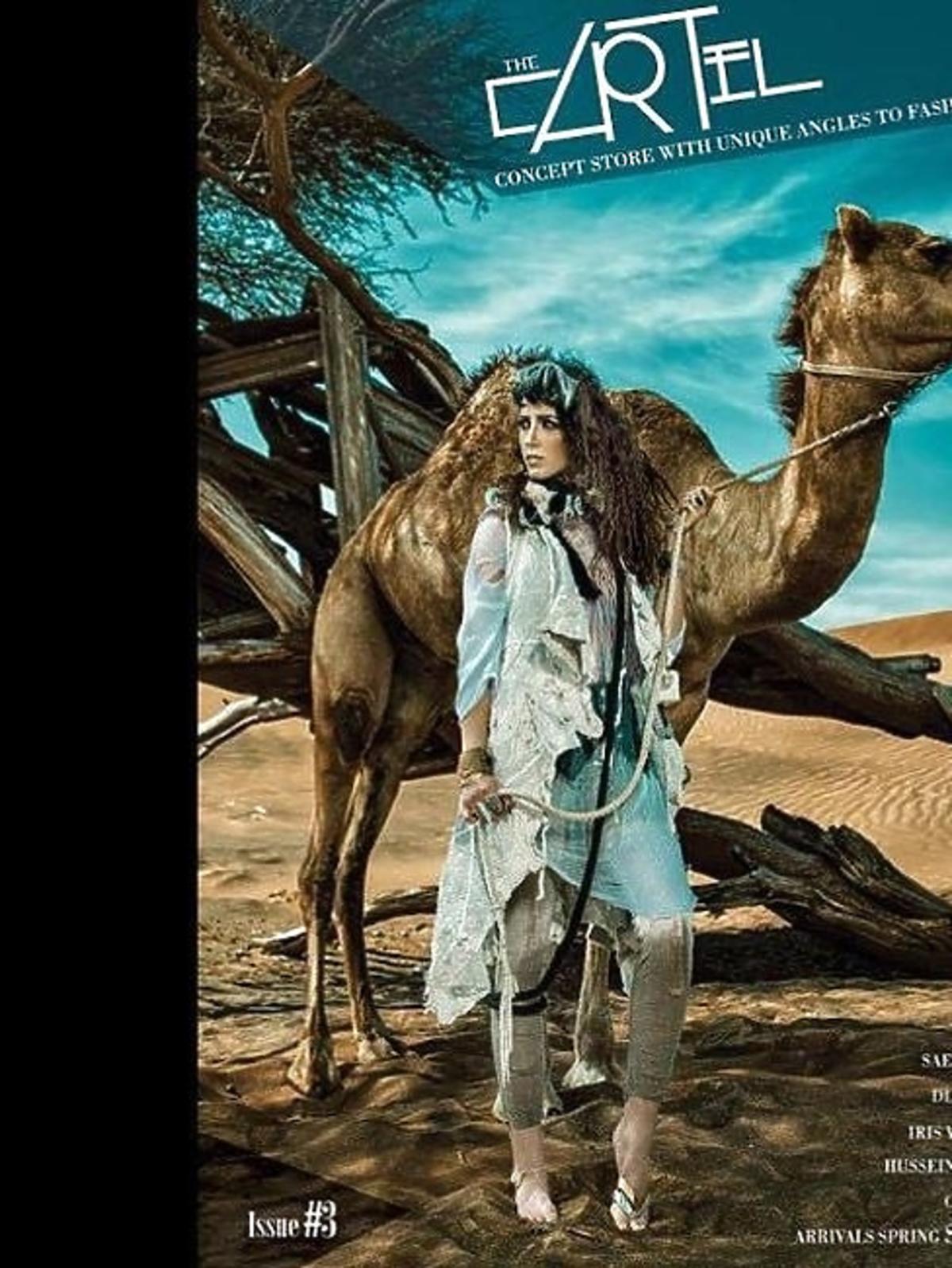 Sukcesy Marceliny Strabel z Top Model w Dubaju