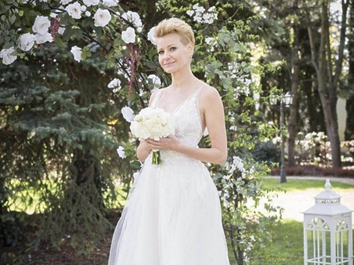 Sukienak śluba Moniki Boreckiej z Drugiej szansy