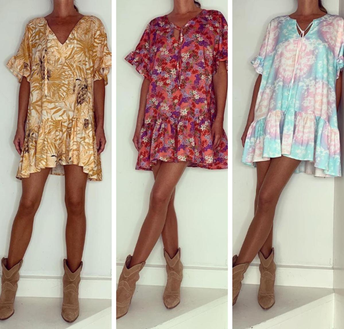 Sukienka Hippie dress od Just Paul