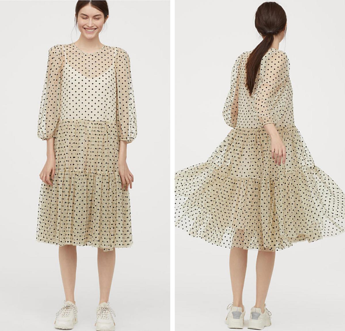 Sukienka H&M cena 129,90 zł