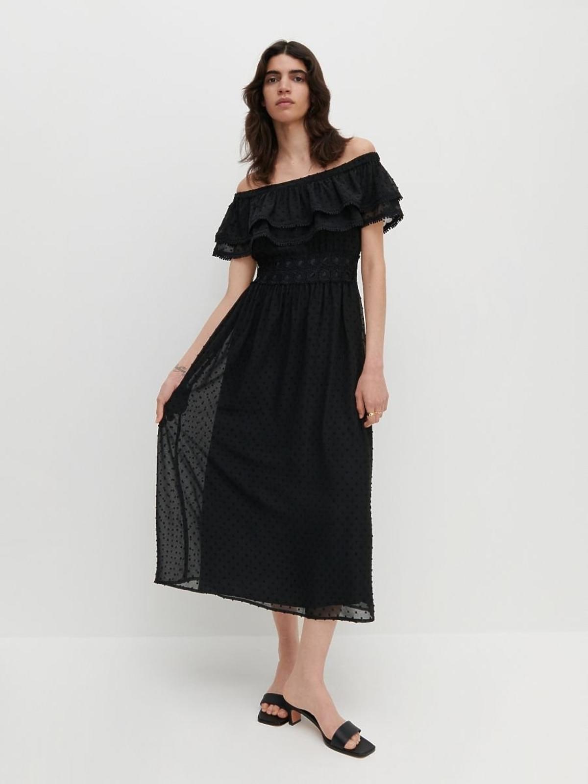 Sukienka na lato w stylu Anny Lewandowskiej