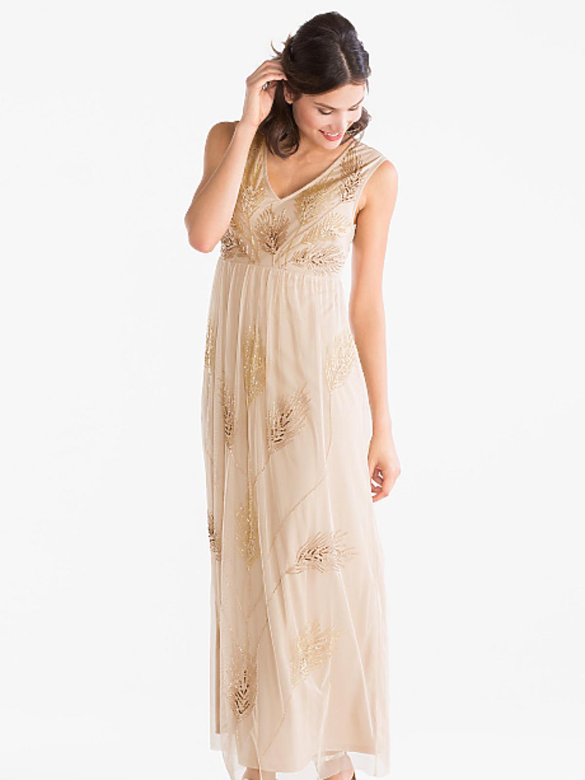 Sukienka nude, C&A, 549,00 zł