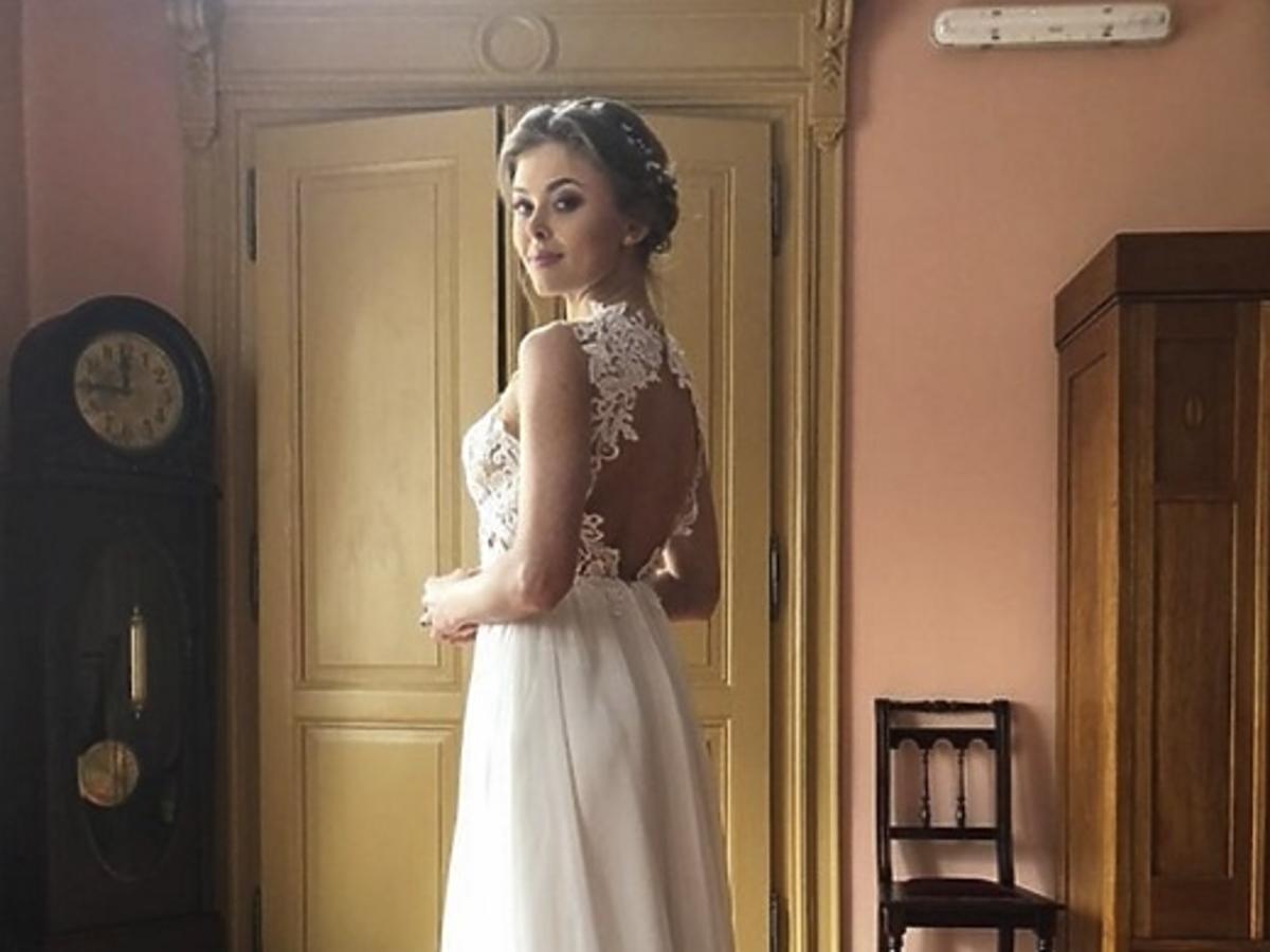 Sukienka ślubna Jowity z Pierwszej miłości