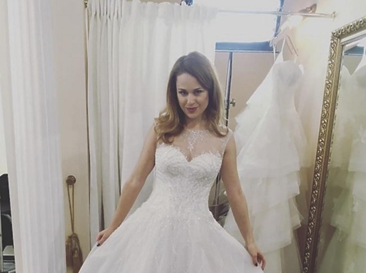Sukienka ślubna Oli z Klanu