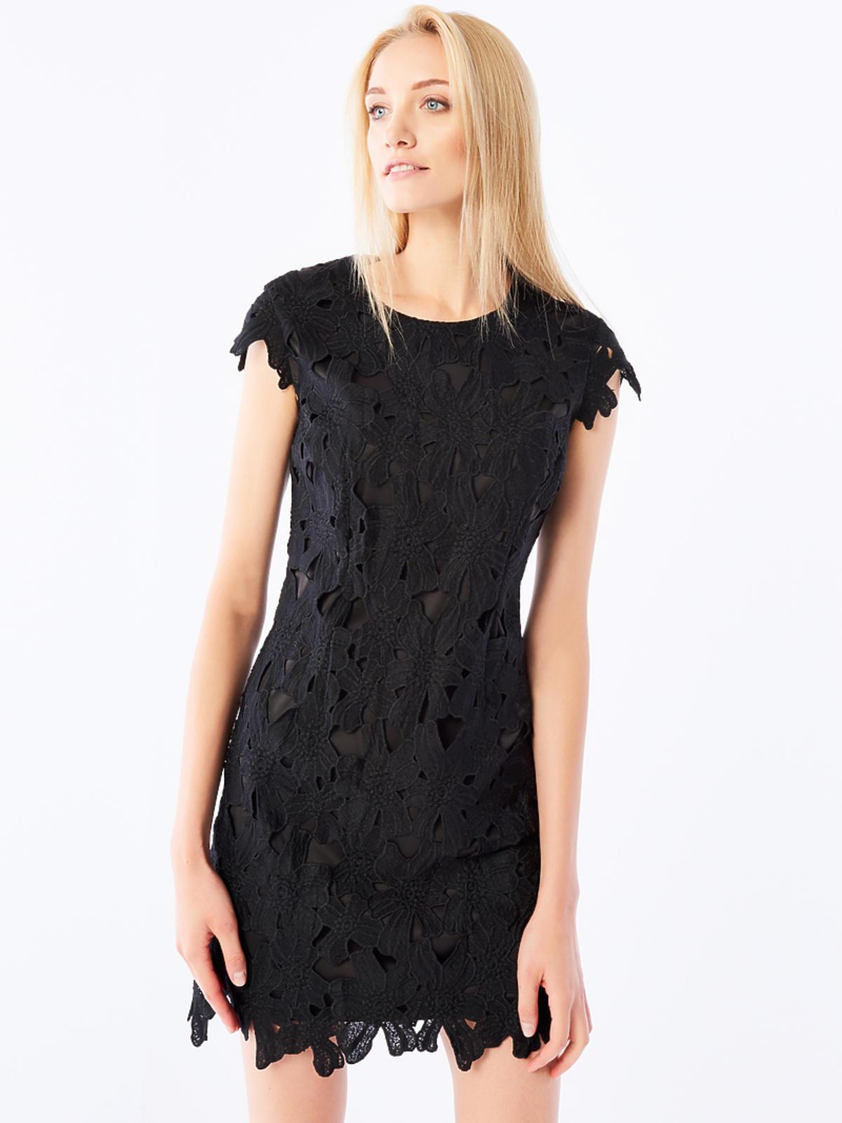 Sukienka z gipiury, Mohito, przeceniona z 199,99 zł na 139,99 zł