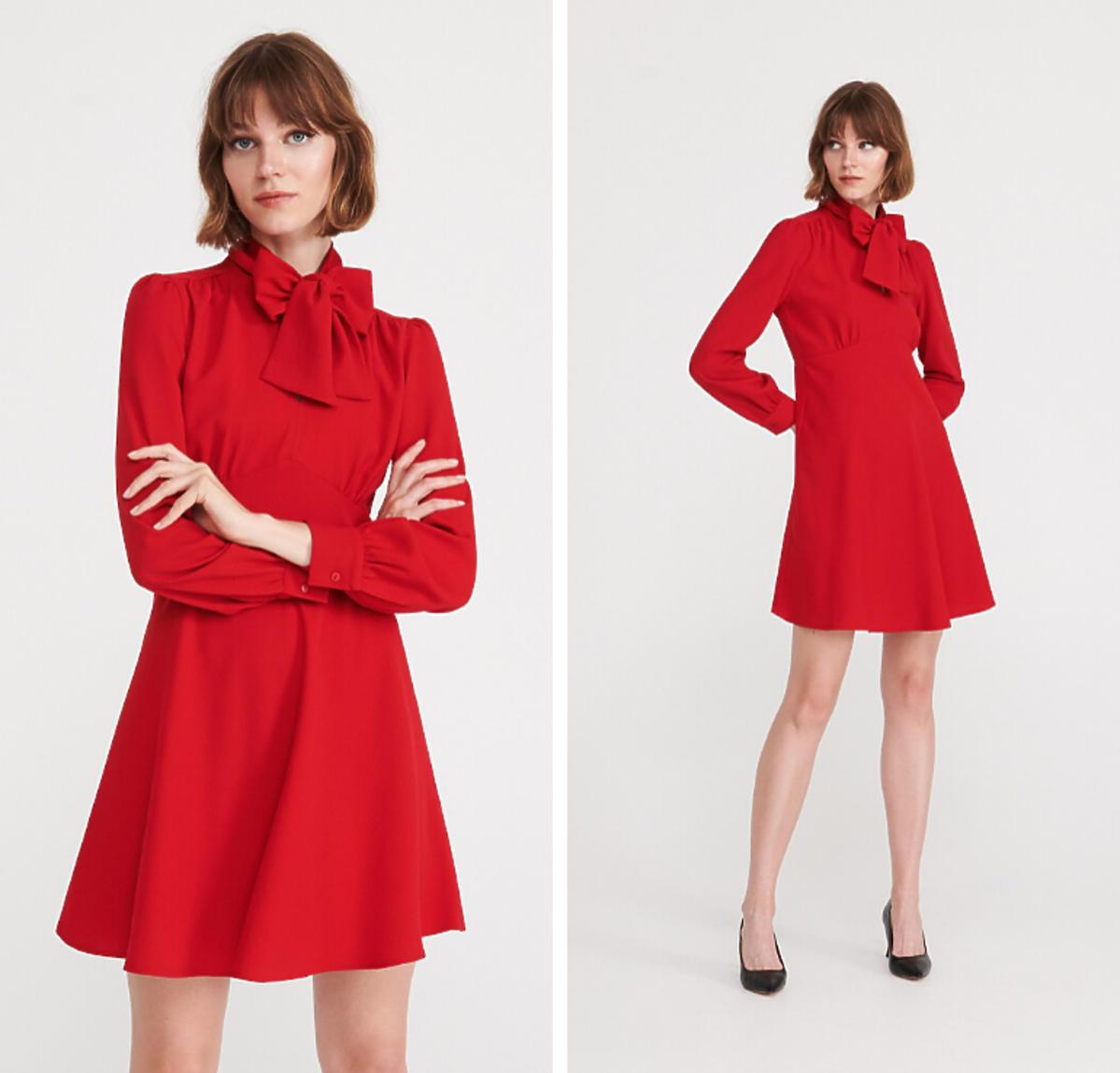 Sukienka z kokardą Reserved 149 zł