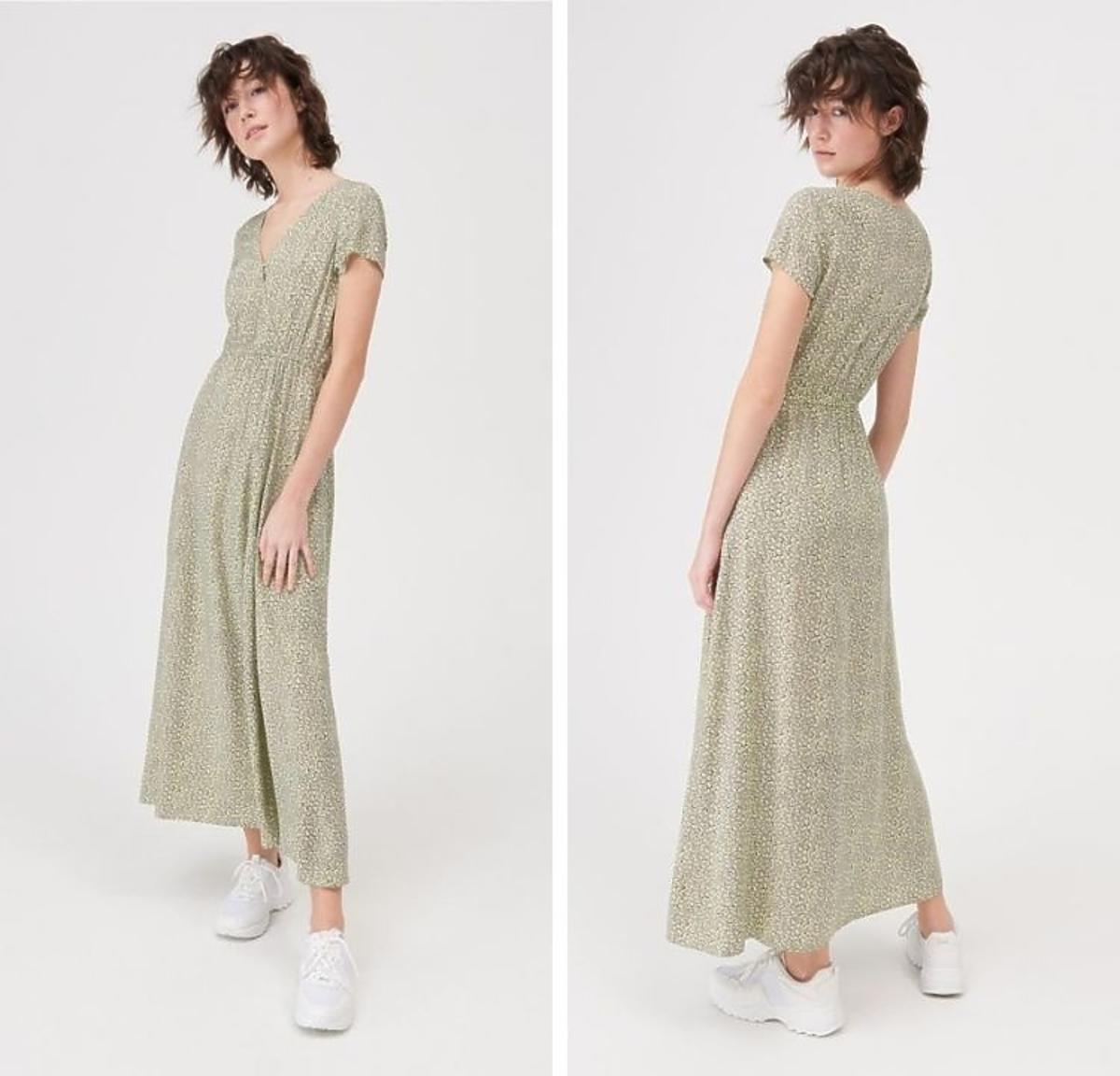 Sukienka z Sinsay w stylu Agnieszki Woźniak-Starak