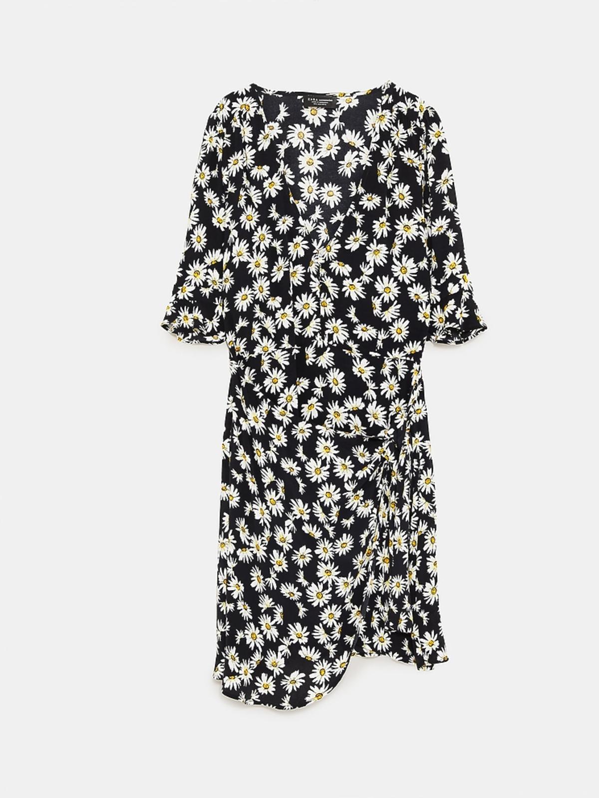 Sukienka z Zary Igi Lis