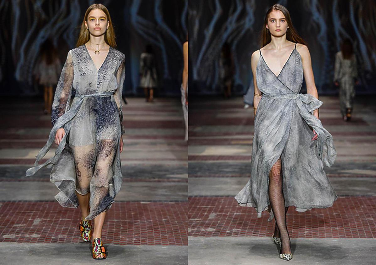 Sukienki od Łukasza Jemioła