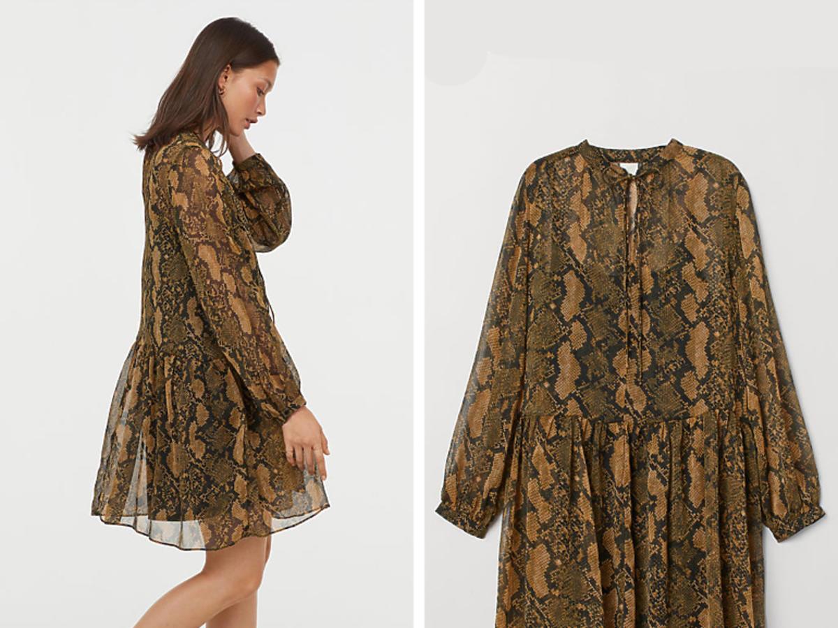 sukienki w stylu Sylwii Przybysz