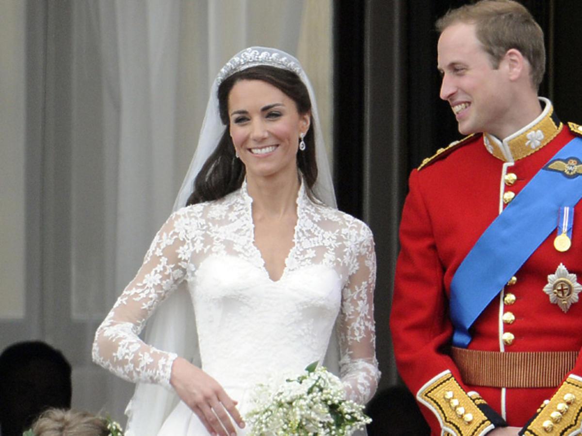 Suknia ślubna księżnej Kate była plagiatem?